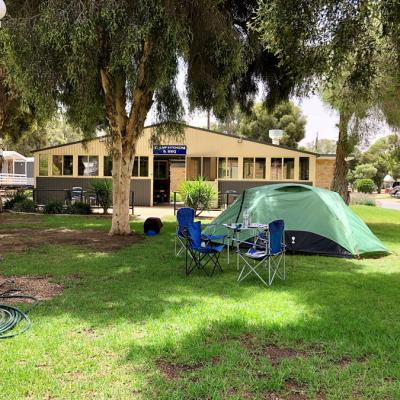 BIG4 Wagga Wagga Powered Grass Tent Sites 900px Dec 18 2