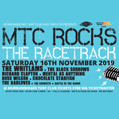 MTC Rocks the Racetrack 2019